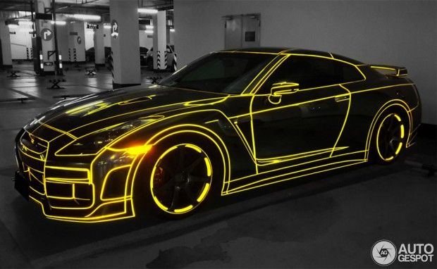 New Trends in Vinyl Vehicle Graphics